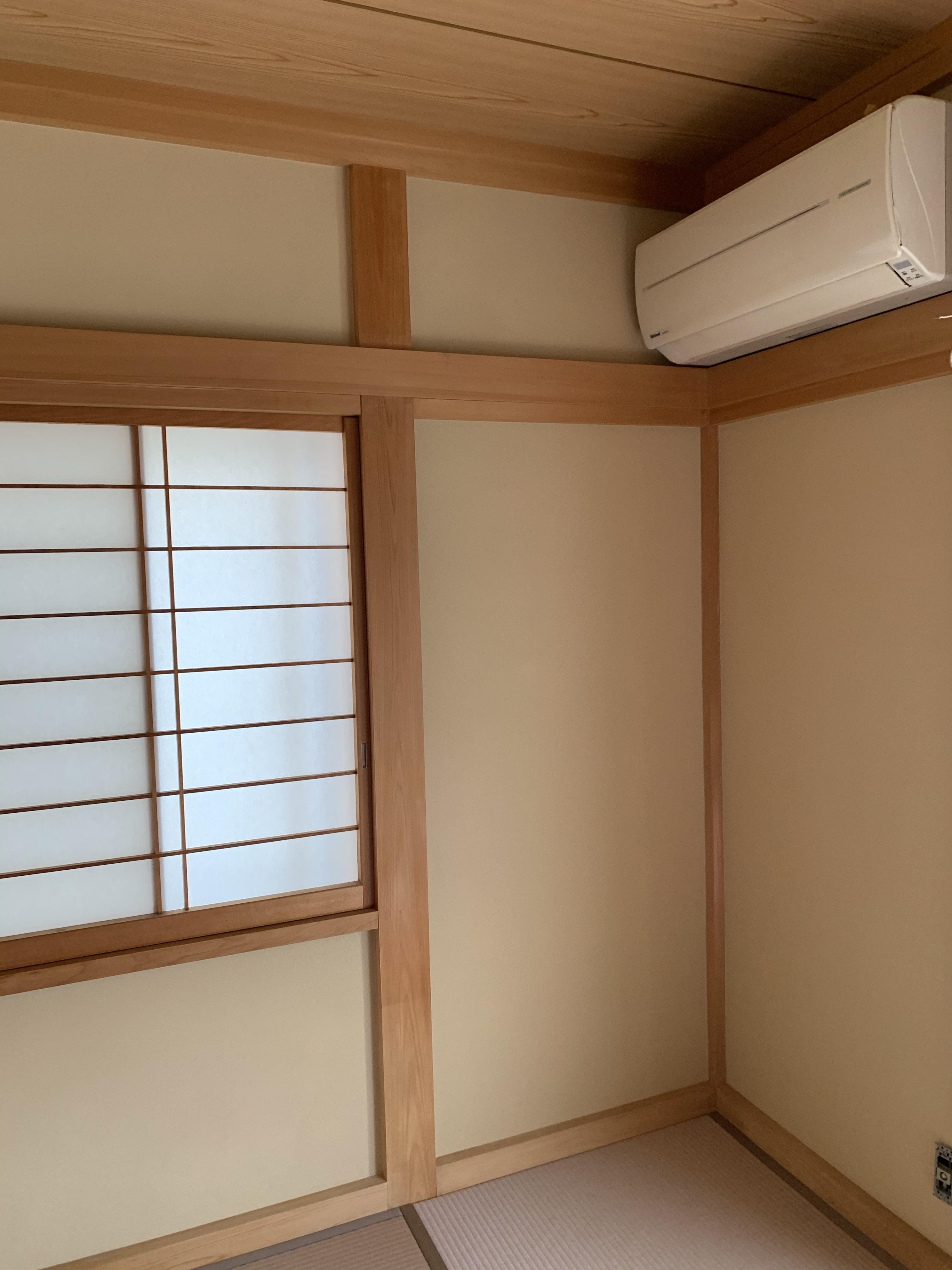 和室、京壁のリフォーム